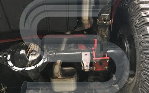 Sonderanfertigung Jeep Wrangler